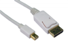 Mini DisplayPort to DisplayPort Cable - 1m 2m 3m 5m